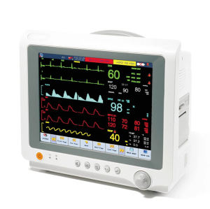 Physiologic Monitoring System Multiparameter Bedside Patient Monitor