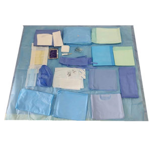Disposable Delivery Pack Surgical Pregnancy Delivery Kit