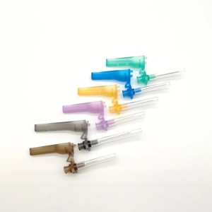Disposable Safety Hypodermic Needles for Medical with Different Sizes
