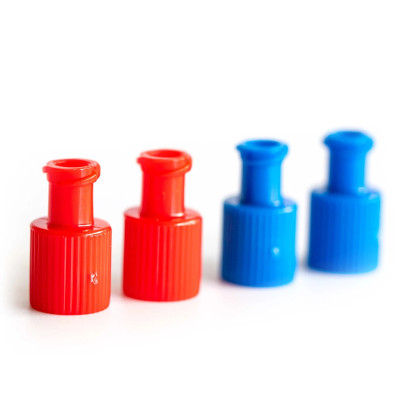 Disposable Medical Luer Lock Syringe Combi IV Stopper