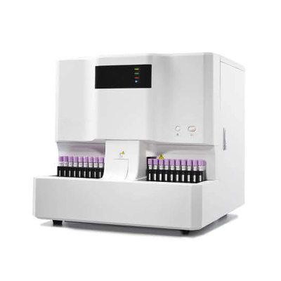 Medical Lab Fully 5 Diff Auto Hematology Analyzer/Cbc Test Machine