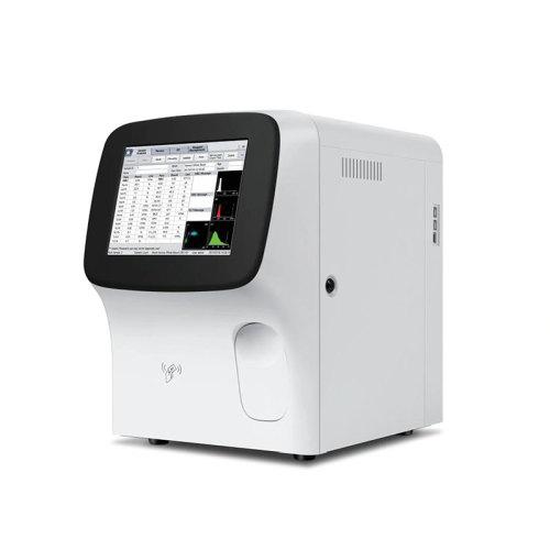 Auto Hematology Analyzer 5 Part Differential Blood Test Automated Blood Analysis Machine
