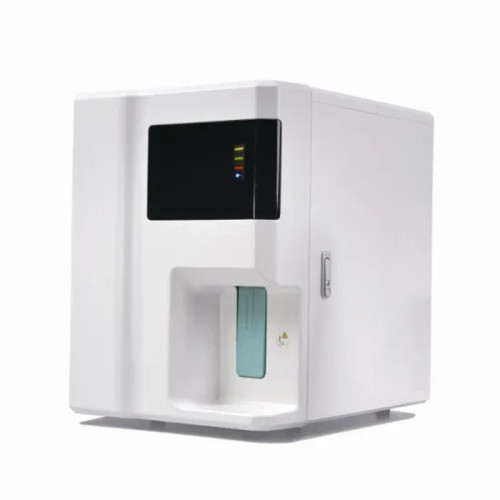 Blood Analytical Medical Machine 5 Diff Cbc Testing Automatic Hematology Analyzer