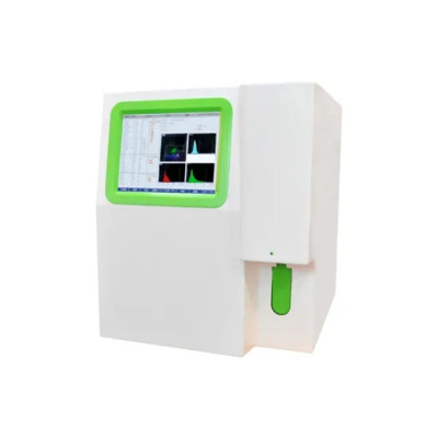Medical Diagnostic Equipment Blood Clinical 5 Part Automatic Hematology Analyzer