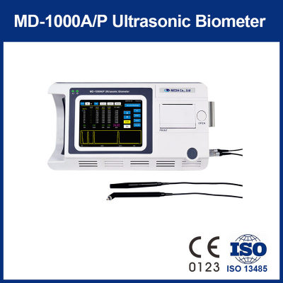 ULTRASONIC BIOMETER FOR OPHTHALMOLOGY