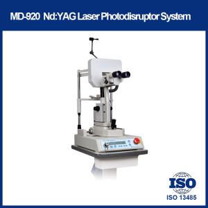 Reliable Partner for Iridotomy & Capsulotomy MD-920 ND:YAG LASER