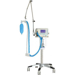 Mobile Invasive and Noninvasive Combined Breathing Ventilator(SDHS)