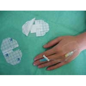 Disposable Transparent IV Cannula Dressing for Wound(BA)