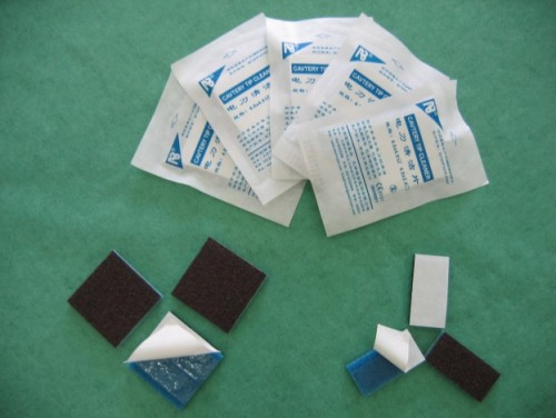 Disposable Sterile Alcohol Swab with 70% Isotropic Alcohol(BA)