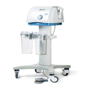 Mobile Electric Mucus Surgical Medical Suction Unit