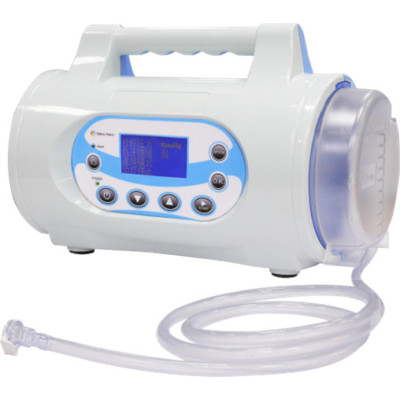 Medical sponge with PU material for wound healingVS-IIC Drainage suction pump