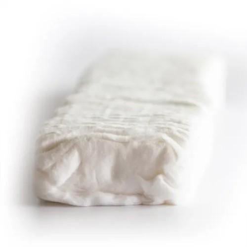 High Quality 100% Absorbent Cotton Zig-Zag Pleats Cotton