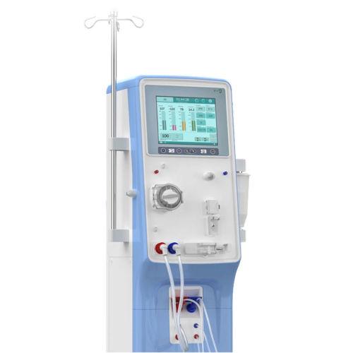 Single Pump 12.1 LCD Touch Screen Medical Blood Dialysis Machine Hemodialysis Machine