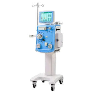 Medical Device Blood Purification Equipment Dialysis Machine with Patient