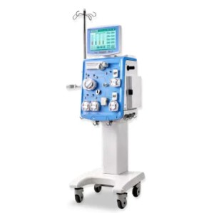 Professional Crrt Blood Hemodialysis Kidney Dialysis Machine for ICU