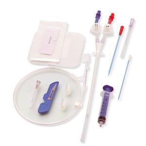 Single/Double/Triple Lumen Hemodialysis Catheter Kit for Dialysis