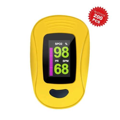 In Stock Portable Medical Digital LED Fingertip SpO2 Pulse Oximeter