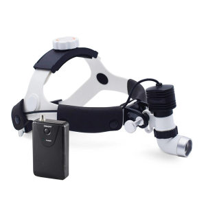 Rechargeable 5W LED Surgical Headlight for Ent Use