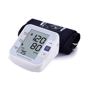 Digital Upper Arm Blood Pressure Monitor at Home
