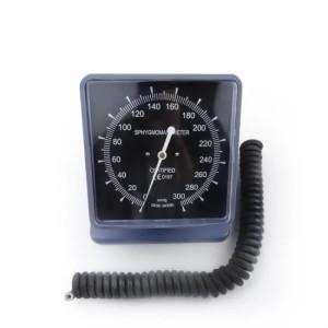 Wall/Desk/Standing Aneriod Sphygmomanometer with Nylon/Cotton Cuff