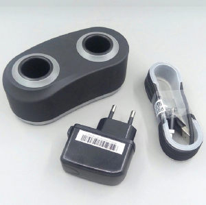 Medical Handheld Direct Ophthalmoscope with Rechargeable Handle