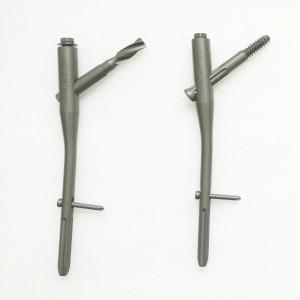 Nail Supplies Proximal Femoral Interlocking Intramedullary Pfna Nail Orthopedic Implant
