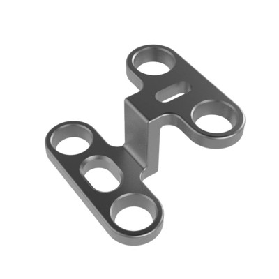 Small Locking Fragment Plating System Canslp Calcaneal Locking Plate Trapezoidal