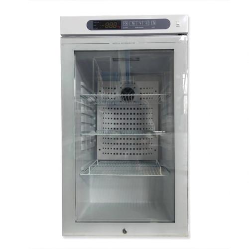 Portable Medical Pharmacy Refrigerator 2 to 8 Degree Laboratory Vaccine Refrigerator