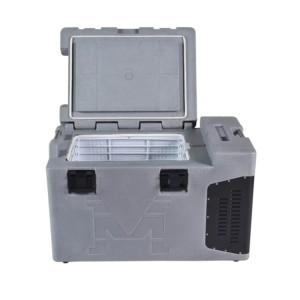 High Capacity 80L Digital Display Medical Mobile Cooler for Vaccines Logistics