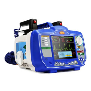 Portable Biphasic Aed Automated External Defibrillator Monitor