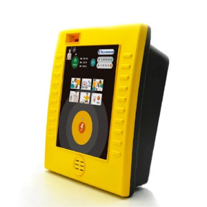 First Aid Biphasic Truncated Exponential Aed Defibrillator for Emergency Use