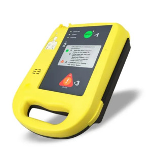 Medical Portable AED Automated External Defibrillator for Emergency Use