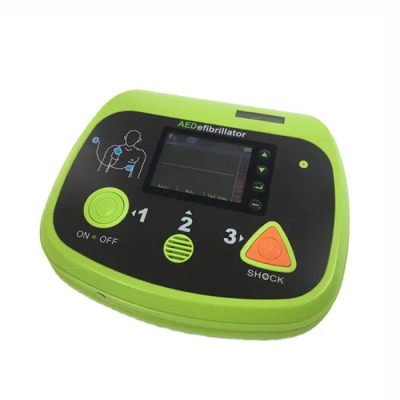 Portable Aed First-Aid Automated External Defibrillator for Patient