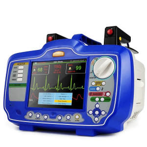 Professional Biphasic Defibrillator Monitor for Hospitals and Clinics