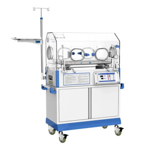 Top Grade Medical Infant Equipment Baby Incubator with Air Mode