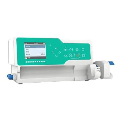 Medical Portable Programmable Micro Syringe Pump