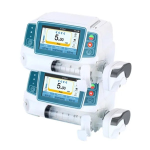 Multi-Channel Medical Automated Syringe Pump with Multiple Infusion Mode