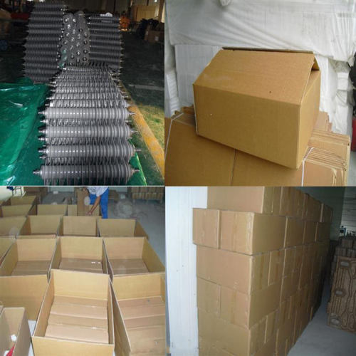 10KA 9KV polymer housing export polymer surge arrester