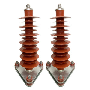15KV triangular base station type Polymer Surge Protection Lightning Arrester