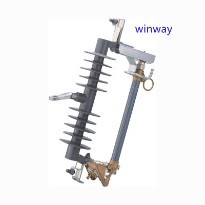 Outdoor High Voltage 24KV Polymer Expulsion Drop Out Fuse Cutout