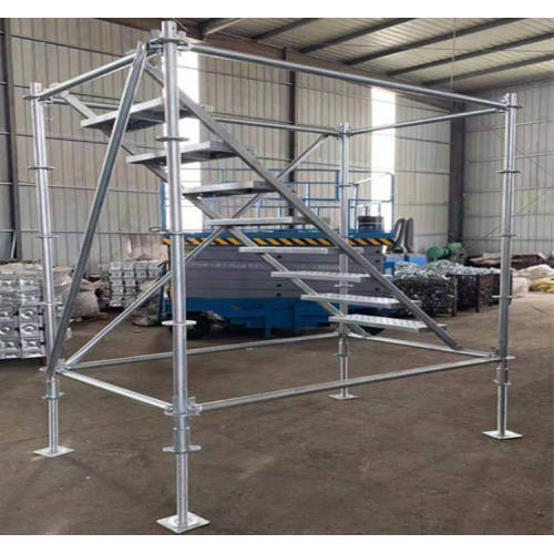 Sale every duty mason ladder h frame steel scaffolding