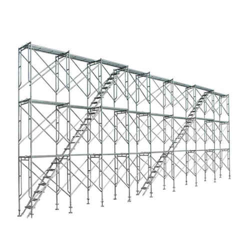 Frame Steel Scaffolding With China Cheap sale new main frame construction scaffolding tower for building