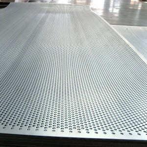Metal Plank Galvanized Scaffolding Wailking Board Steel Deck