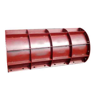 Panel Formwork Modular Steel Concret Steel Formwork System For Formwork