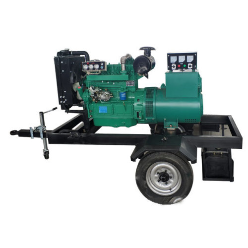 Diesel generator 20 kw diesel generator 20kva diesel generator with trailer for sale
