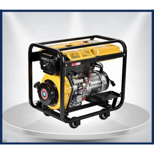 Air cooled single phase 2kw diesel generator fuel consumption