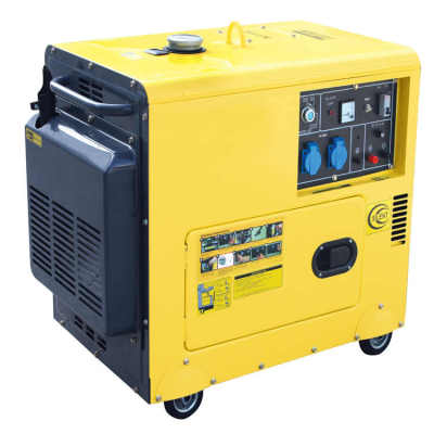 5kva home use soundproof diesel generator with CE GS