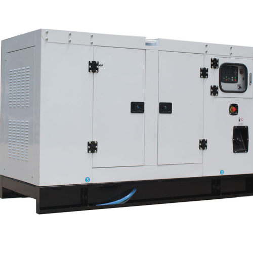 Low price 8-20kva silent diesel engine generator with muti-cylinder water cooled engine