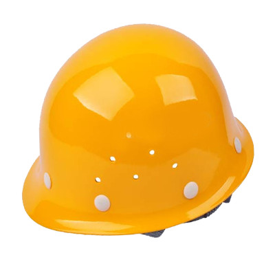 Electrical engineering safety helmet with chin strap