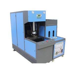 Manual Pet Blowing Machine Including Blower And Oven Production of 500ML 700-1000pcs/hr Plastic